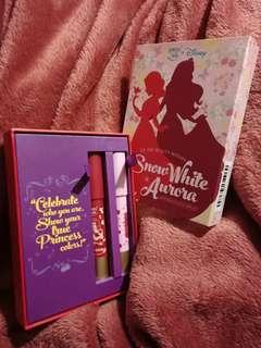 Limited Edition Aurora & Snow White Lippie Set