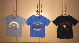 Boys Tshirt (3 for 500)