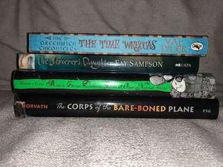 Y.A. Fiction book bundle