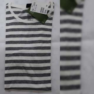 H&M brand new t-shirt stripes