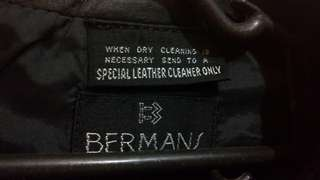 Skirts Bermans Leather