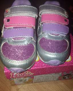 Preloved barbie shoes for kids
