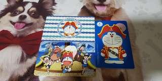 🚚 Doraemon Movie series Ezlink Set for 45. Each for 15