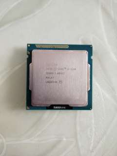 Intel® Core™ i3-3240 Processor  3M Cache, 3.40 GHz
