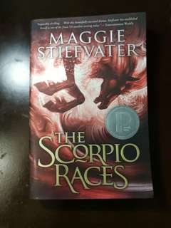 The Scorpio Races by Maggie Stievater