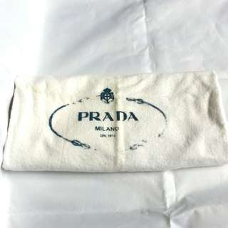 Preloved PRADA Dust Bag 100% Authentic ♻️ RAYA CLEARANCE STOCK..!!!
