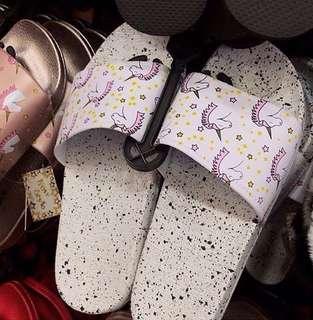 Sandal unicorn