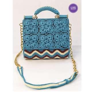 👛 Crochet Handmade Bags B01