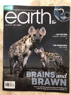 BBC EARTH June 2018
