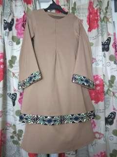 imaan boutique's kurung