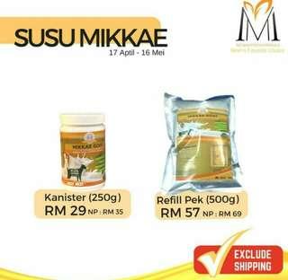 Susu Kambing MIKKAE