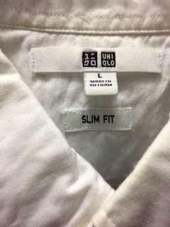 Kemeja Easy Care Stretch Slim Fit