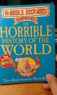 (scholastic)horrible history