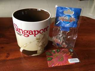 Starbucks Singapore (Brown) Icon Mug