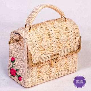 👛 Crochet Handmade Bag B04