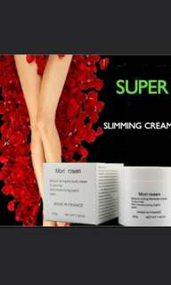 Mori Rosen Slimming Cream