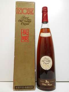 Denis Mounie F.O.V. Cognac 1000ml