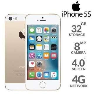 Iphone 5s 32 Gb -Garansi 1 Tahun- Bisa Cash Dan credit Tanpa kartu credit