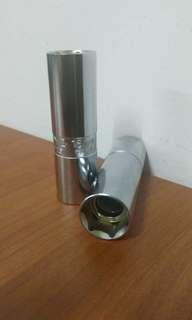 KING TOYO Spark Plug Socket - 16mm ( Magnetic )