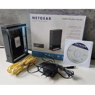 Netgear WNR2000 N300 wireless router $30 (FIXED)