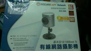 🚚 全新 有線網路攝影機