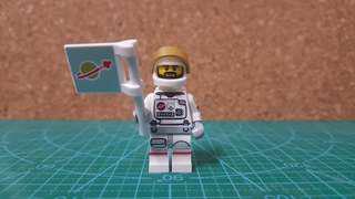 Lego CMF Series 15 COL229 Astronaut