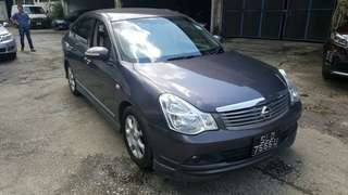 Nissan sylphy 2.0 auto 2008 Full body kit