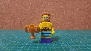 Lego CMF Series 15 COL241 Wrestling Champion