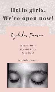 Special Price Eyelashes Extention
