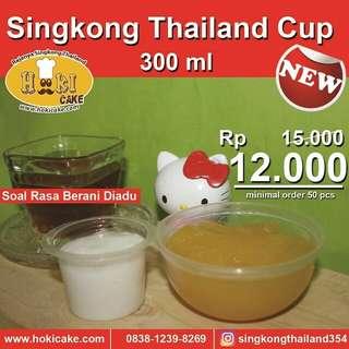 Singkong thailand cup