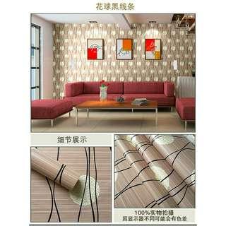 Wallpaper Sticker Dinding