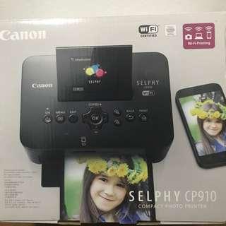 Canon Selphy CP910- Compact Photo Printer