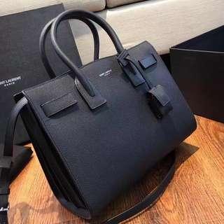 🚚 Brand New Saint Laurent Black Bag