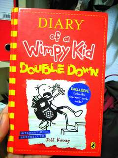 diary of a wimpy kid + peter pan