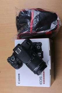 Jual kamera canon eos 700d asli dan original