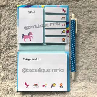 Unicorn sticky folder (Small)