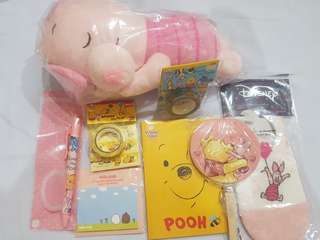 SALE!Winnie the pooh and friends gift bag