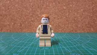 Lego Marvel Ironman SH067 Aldrich Killian