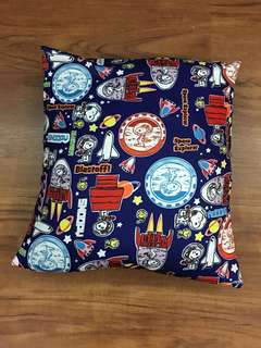 Snoopy polyester cushion cover