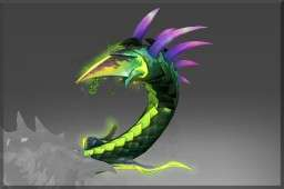 Dota 2 Viper Malefic Drake's Strike Ti18 Immortal Treasure