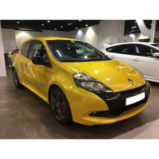RENAULT CLIO RS (MT)