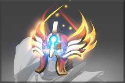 Dota 2 Omniknight Paragon's Rebuke Ti18 Immortal Treasure