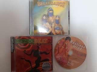 Ethnic CD x3