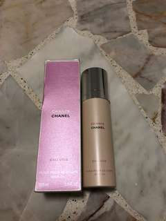 Chanel Body Oil