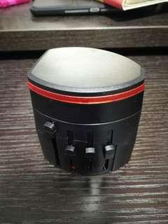USB旅行轉插器