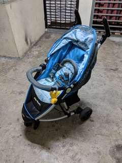 Fair World Stroller Free Car Seat