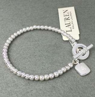 Ralph Lauren Sample Bracelets 銀色波波手鏈