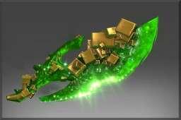 Dota 2 Underlord Emerald Conquest Ti18 Immortal Treasure