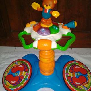 Vtech bear learn music and sing
