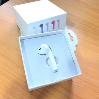 Brand new i7 Earphones (single) bluetooth